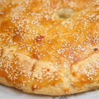 16608 Рецепт Сельский мясной пирог