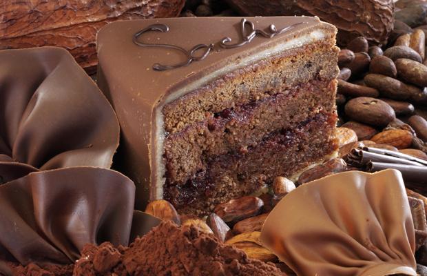 Рецепт Шоколадный торт «Захер-Мазох»