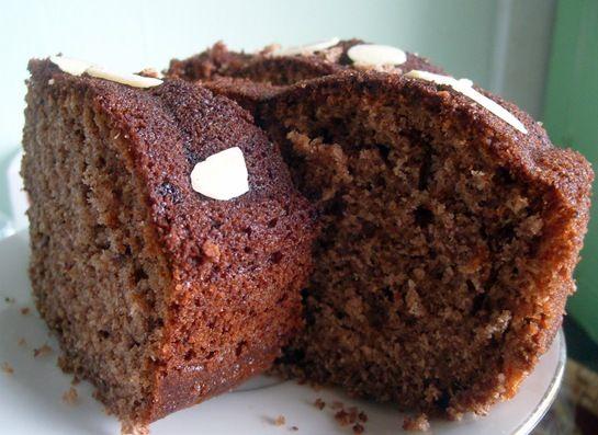 Рецепт Шоколадно-медовый кекс