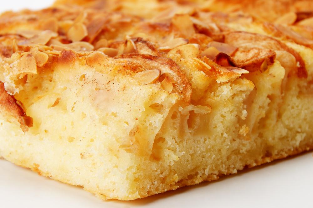 Рецепт Легкий яблочный пирог