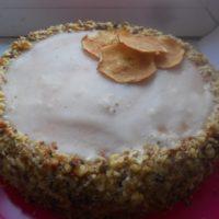 16628 Рецепт Орехово-сливочный торт