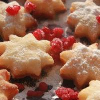 16654 Рецепт Творожное печенье на Хануку