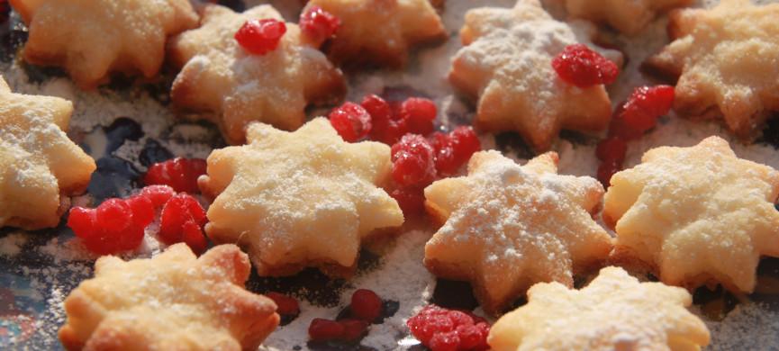 Рецепт Творожное печенье на Хануку
