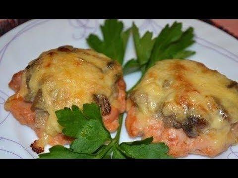Рецепт Медальоны из куриной голени «Праздничный ужин»