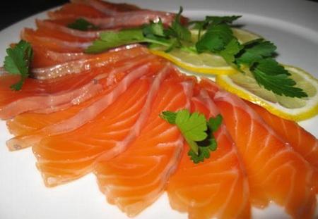 Рецепт Рыба красная «Прекрасная»