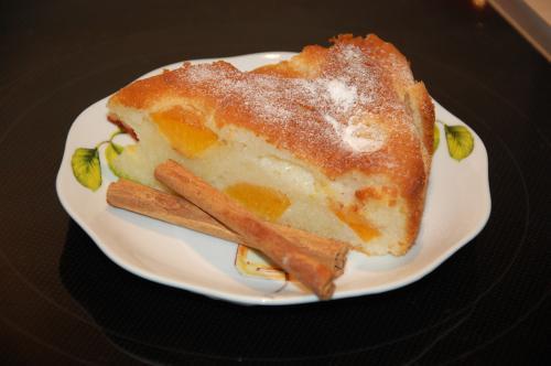 Рецепт Рассыпчатый абрикосовый тарт по-французски