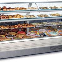 16693 Использование холодильных витрин и их разнообразие