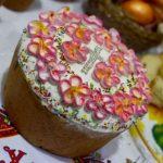 16797 Рецепт Нежный Пасхальный Кулич