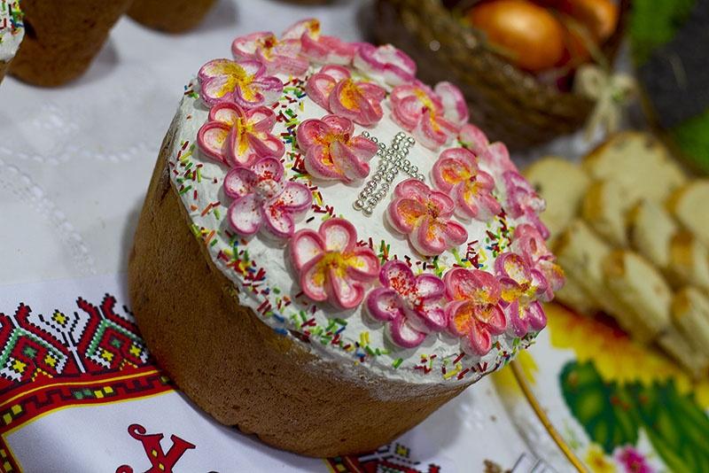 Рецепт Нежный Пасхальный Кулич