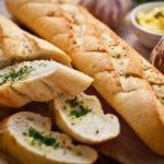 16806 Рецепт Мини-багеты со сливочным сыром