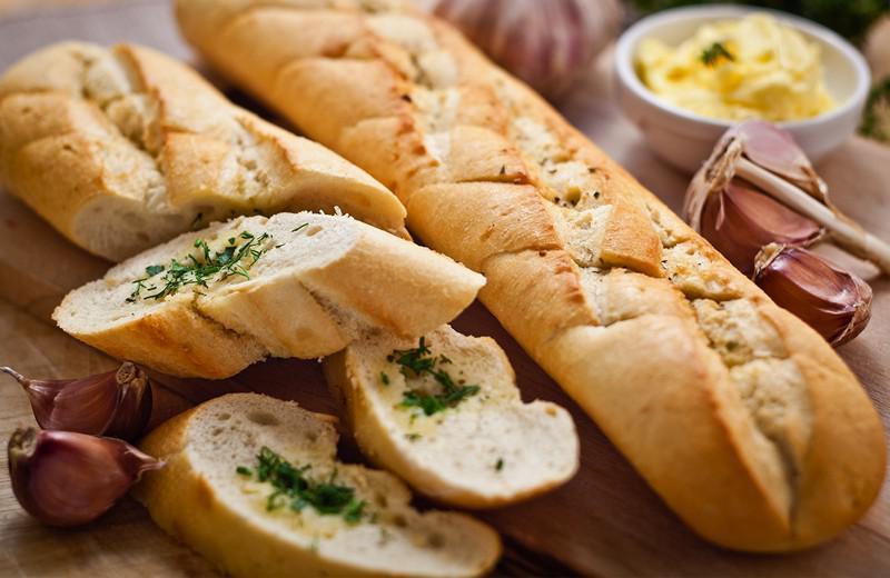 Рецепт Мини-багеты со сливочным сыром