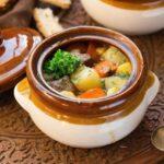 16816 Рецепт Мясное ассорти в горшочках