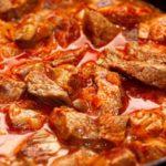16829 Рецепт Мясо по-особенному