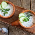 16832 Рецепт Холодный суп Армении Мацнабрдош
