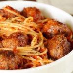 16860 Рецепт Картофельные шарики в соусе
