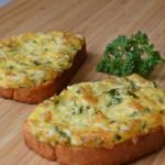 16907 Рецепт Бутерброды с сыром и картофелем