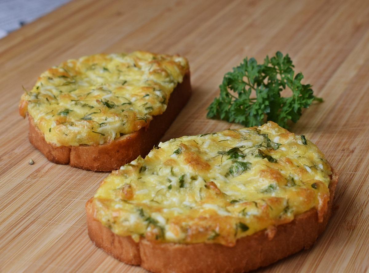 Рецепт Бутерброды с сыром и картофелем