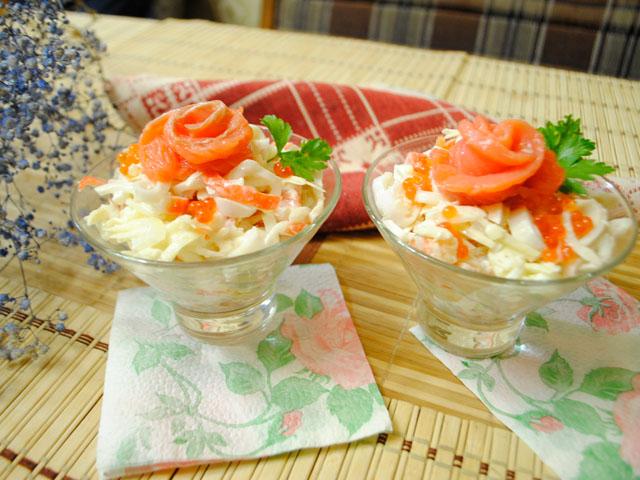 Рецепт Салат «Айрон»