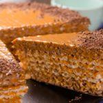 16997 Рецепт Торт без выпечки без печенья