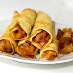 17042 Рецепт Капустно-яблочная начинка для блинов