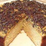 17044 Рецепт Творожный пирог с апельсиновым курдом