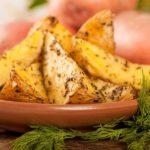 17100 Рецепт Хрустящий пикантный картофель