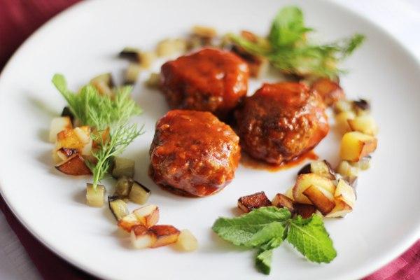 17106 Рецепт Мясные шарики