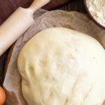 17113 Универсальное тесто для пиццы и пирога