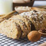 17157 Рецепт Домашний хлеб из четырёх видов муки