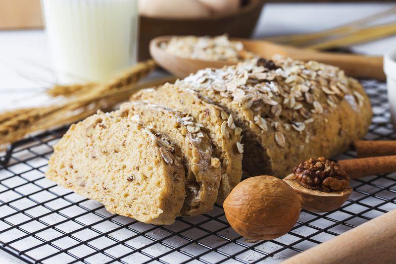 Рецепт Домашний хлеб из четырёх видов муки