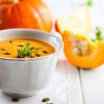 17159 Рецепт Осенний тыквенный суп