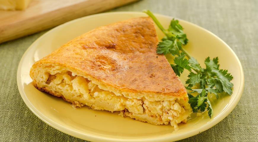 Быстрые творожные пироги на «раз-два» – без дрожжей и замешивания