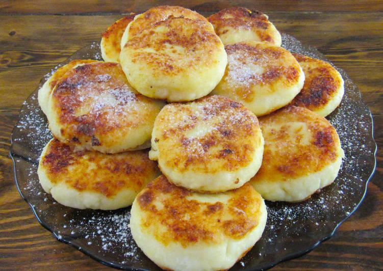 17262 Как приготовить очень вкусные и красивые сырники