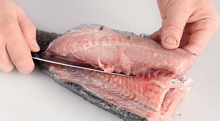 17314 Как разделать рыбу на филе