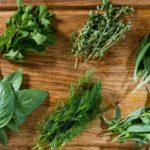 17305 Пряные травы. Как лучше хранить и с чем готовить