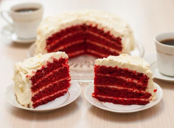 17510 Рецепт: Торт красный бархат