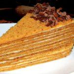 17457 Рецепт: Торт «Медовик» — ароматный десерт для уютного чаепития