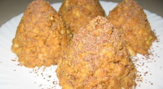 17409 Рецепт: Торт муравейник классический