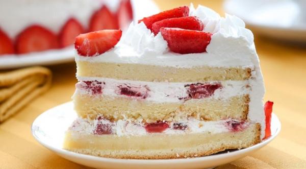 17586 Рецепт: Торт с фруктами