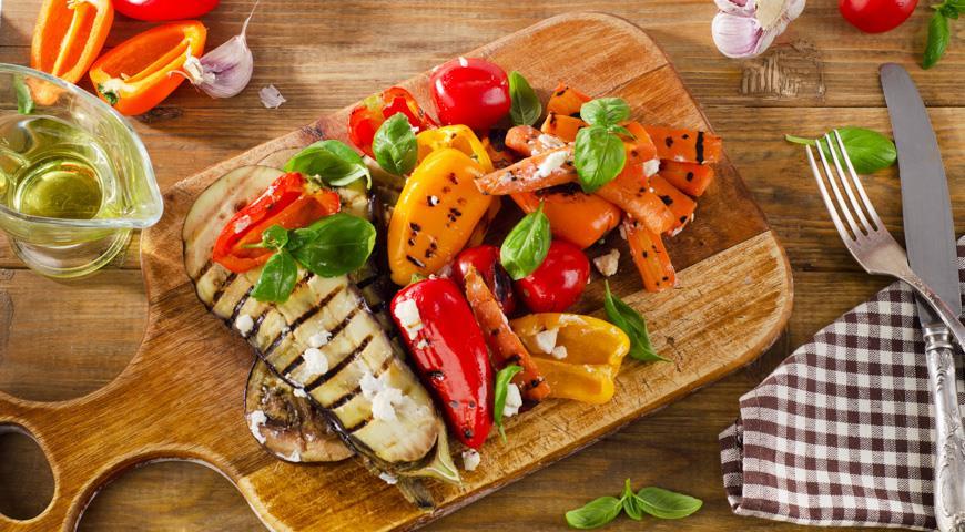 Как приготовить овощное рагу: гювеч, карри, гриль, рататуй, запеченные овощи