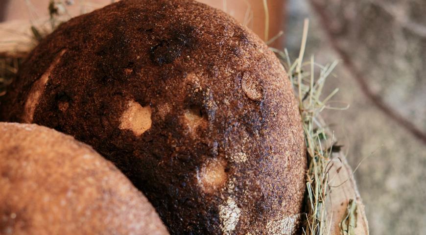 Как испечь домашний хлеб по рецепту мишленовского повара. И рецепт закваски в придачу