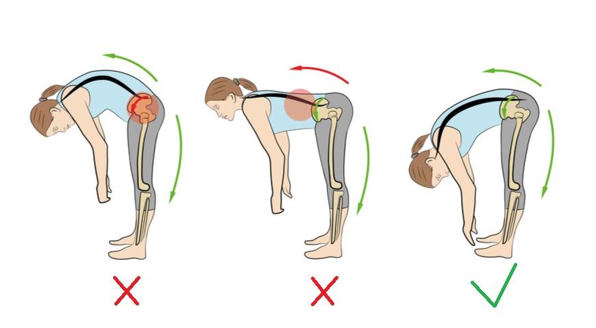 Что нужно сделать, чтобы спина не болела на кухне, в огороде, за компьютером и в постели