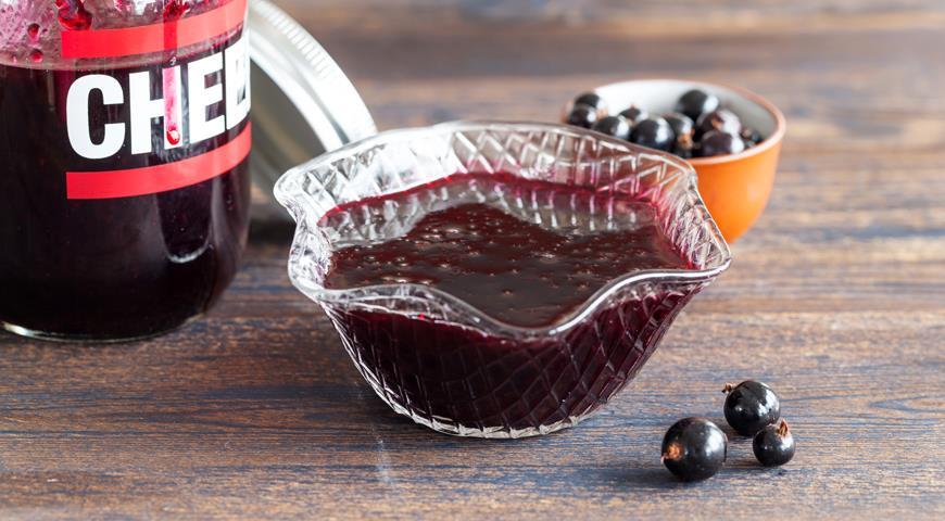 5 блюд из черной смородины для экономной хозяйки