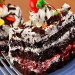 17853 Рецепт: Торт черный принц
