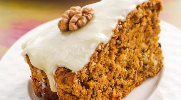 17669 Рецепт: Торт морковный