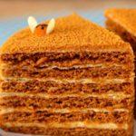 17764 Рецепт: Торт рыжик