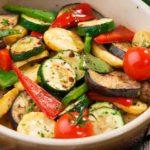 18045 Как приготовить овощное рагу: гювеч, карри, гриль, рататуй, запеченные овощи