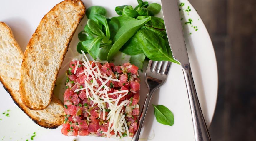3 способа приготовления мяса для тартара