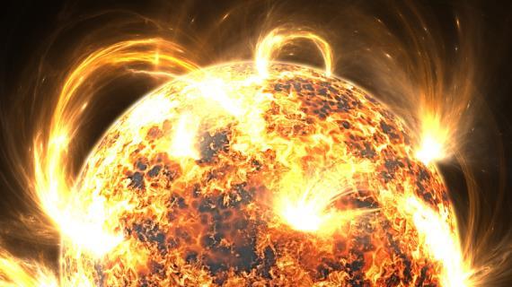 18274 Самая сильная магнитная буря лета достигнет пика в субботу 29 августа. Кому нужно поберечься