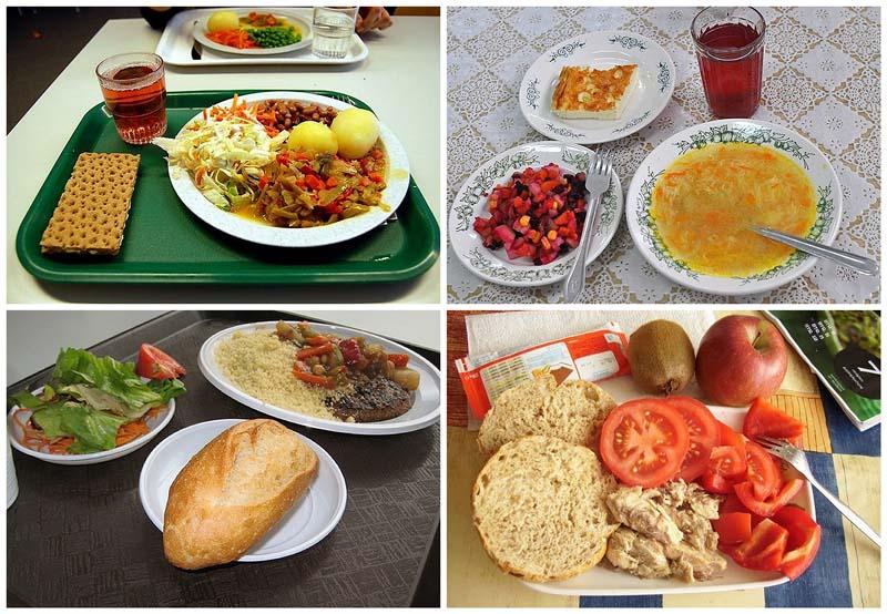 18259 Школьные завтраки